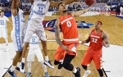 NCAA North Carolina Air Jordan Sneakers