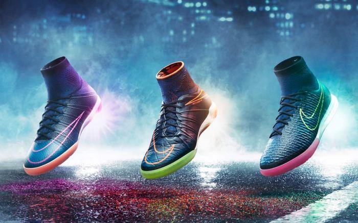 "Nike FootballX ""Distressed Indigo"" Pack"