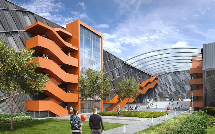 Nike Headquarters Planned Expansion