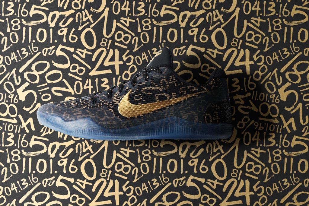 Nike Kobe 11 Mamba Day iD Releases At