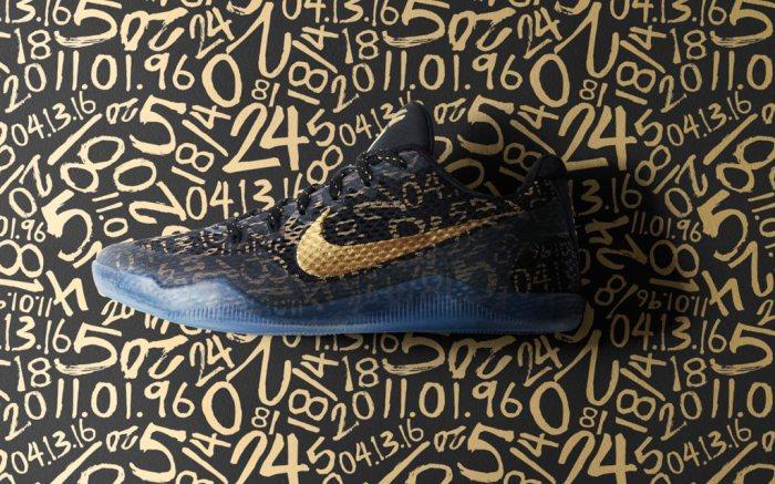 Nike Kobe 11 Mamba Day iD Release