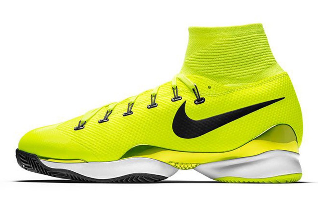 Nike To Release Clay Court Tennis Shoe