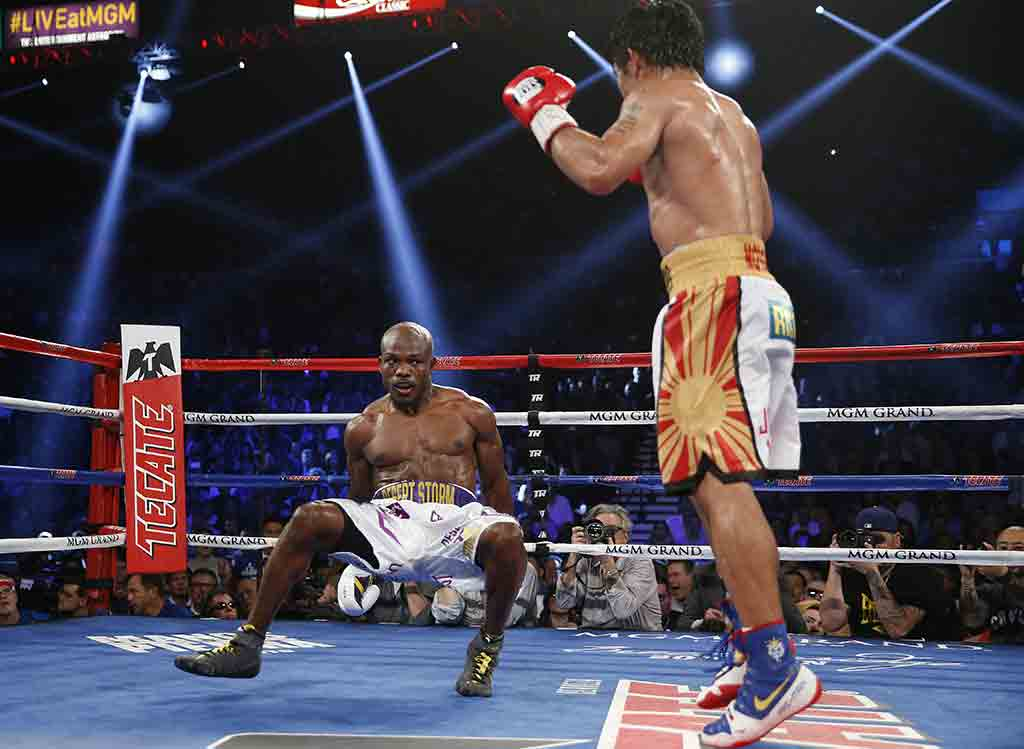 Manny Pacquiao Wins In Nike Despite Terminated Deal Photos Footwear News