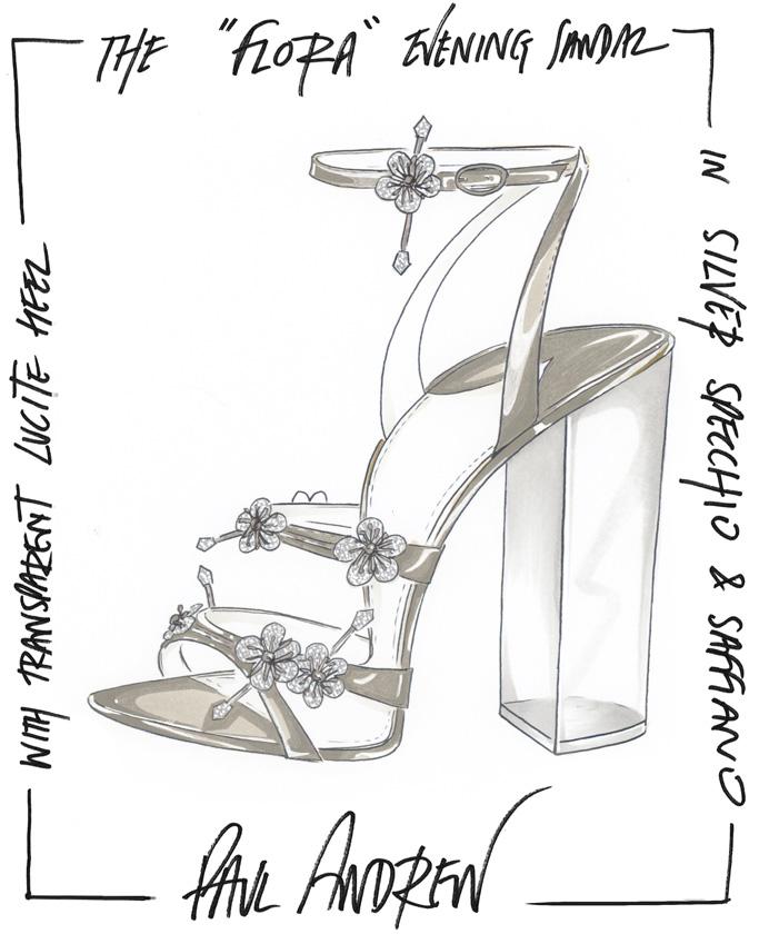 Paul Andrew Shoes Met Gala 2016