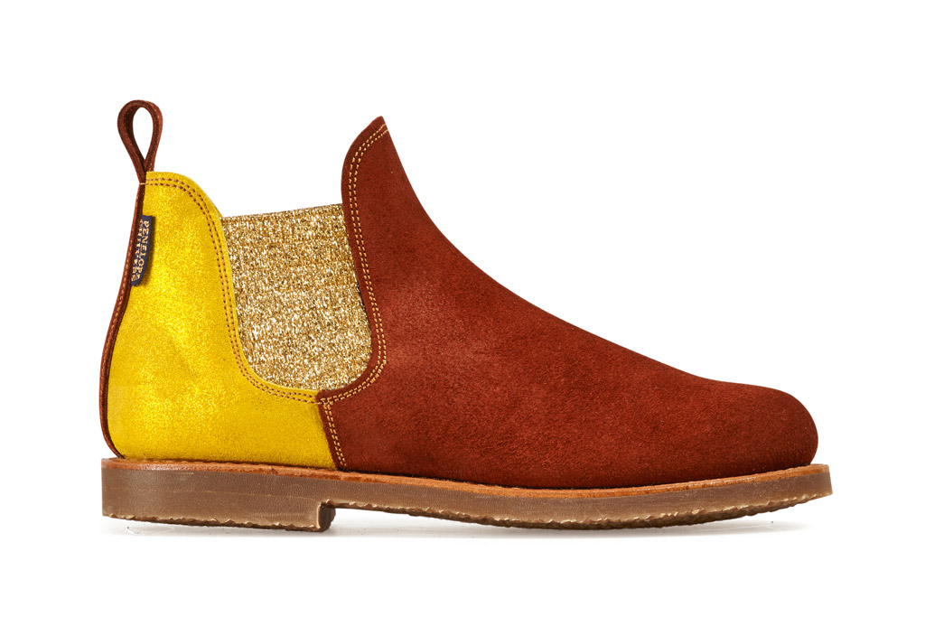 Penelope Chilvers Shoes Fall 2016 Collection