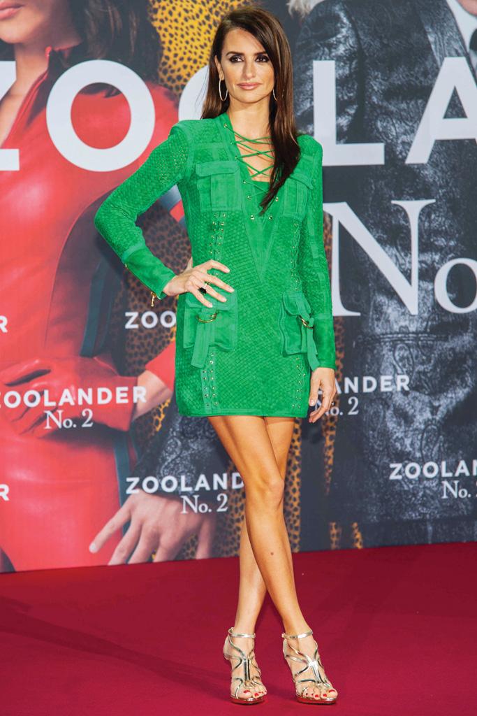 Penelope Cruz Stylist