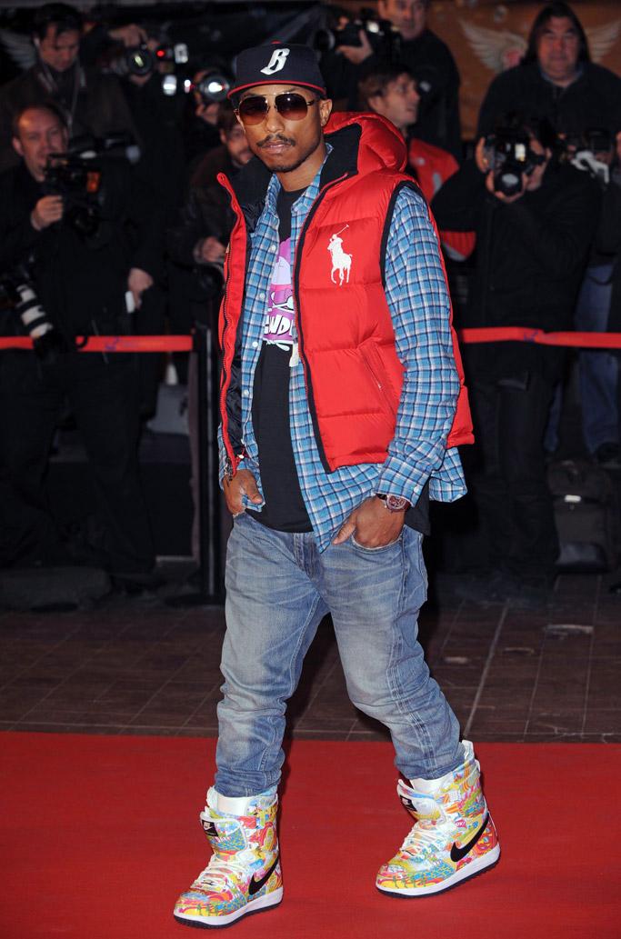 Pharrell Williams Shoes