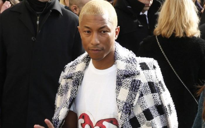 Pharrell Williams Shoe Style