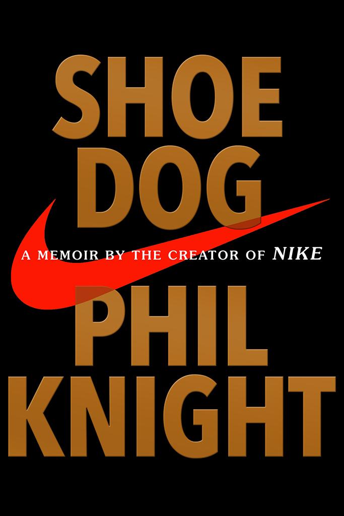 Phil Knight Memoir 'Shoe Dog'