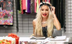 Pia Mia for Material Girl