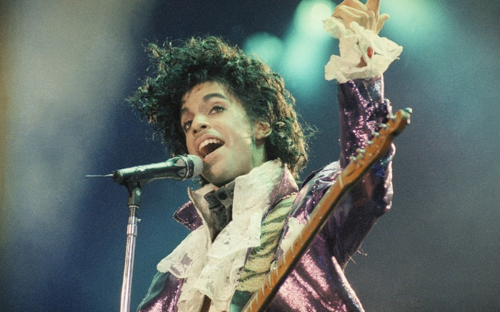 Prince's Iconic Style