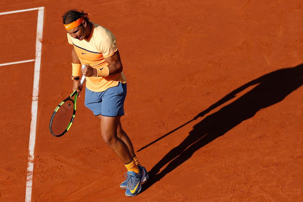 Rafael Nadal; Nike