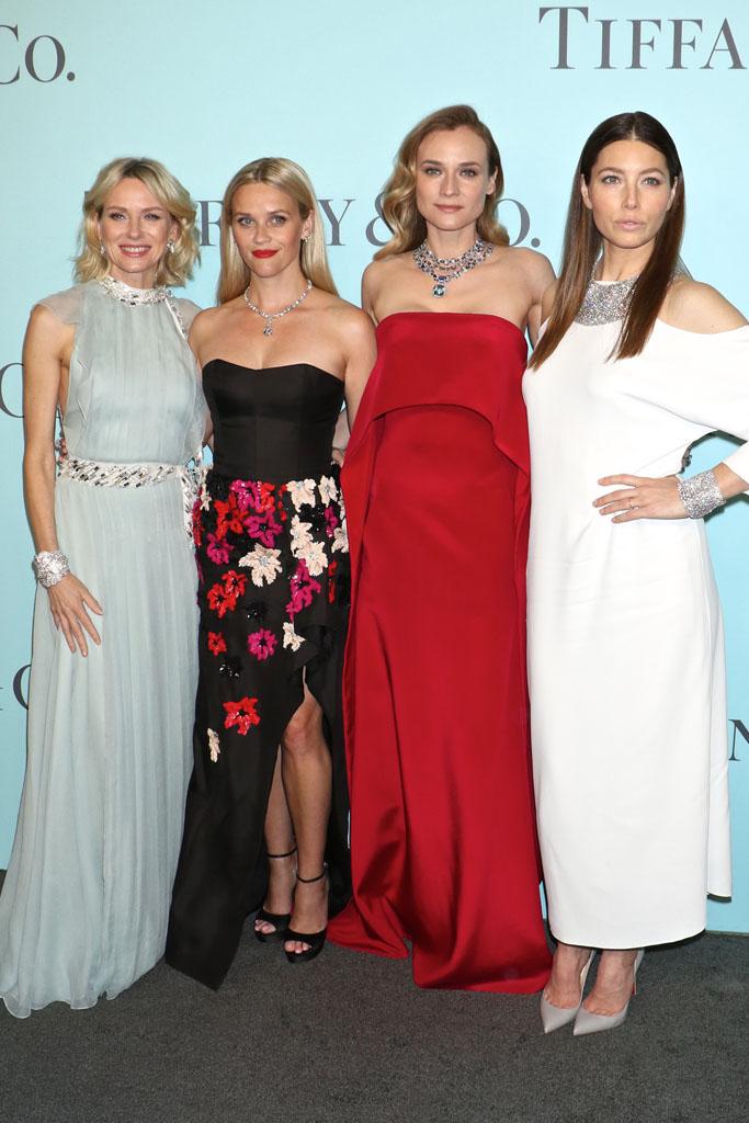 Naomi Watts Reese Witherspoon Diane Kruger Jessica Biel