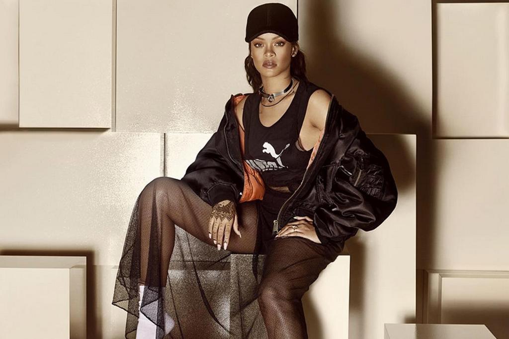Rihanna Puma Fur Slides Release