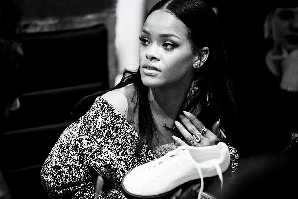 Rihanna Puma Fenty Collection