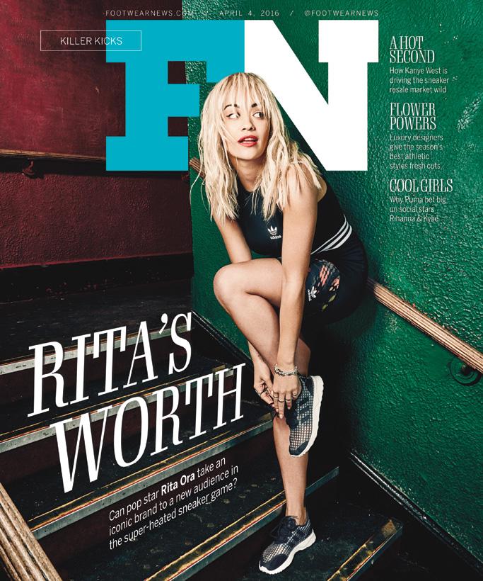 Rita Ora Adidas Collection