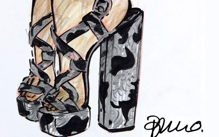 Roger Vivier Shoes Met Gala 2016