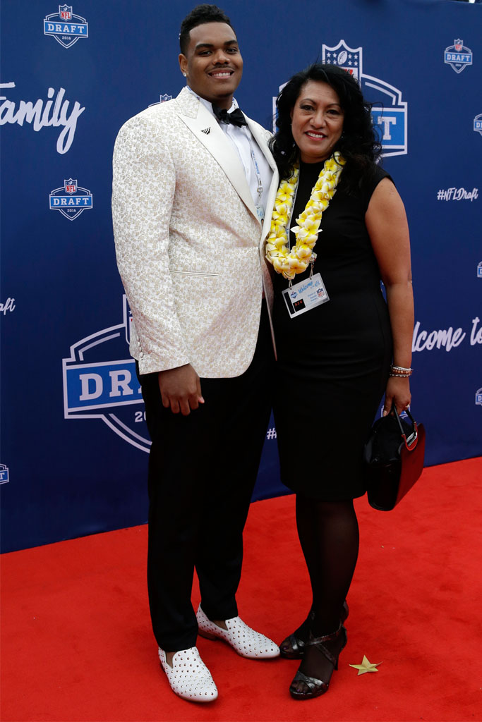 ronnie-stanley-nfl-draft-shoes-louboutins