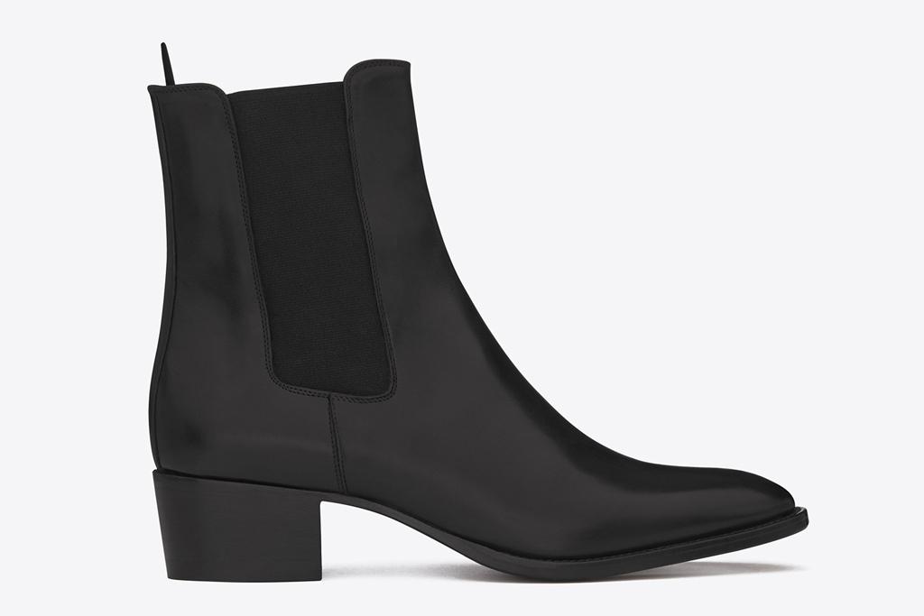 Saint Laurent Chelsea Wyatt boots prince