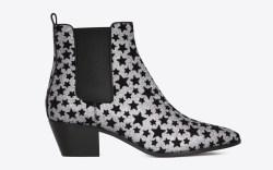 Saint Laurent Fall 2016 Shoes