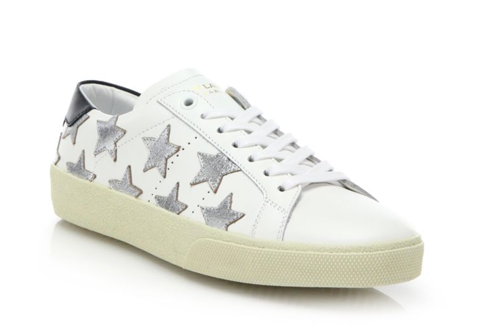 Taylor Swift Saint Laurent Sneakers