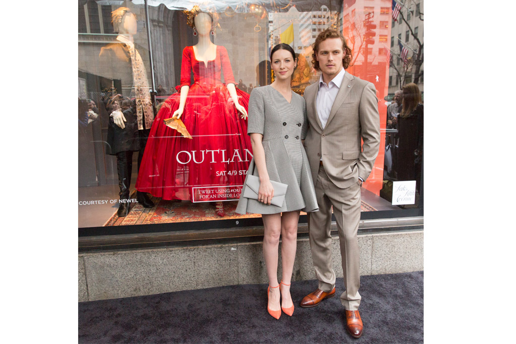 Saks Fifth Avenue x Outlander
