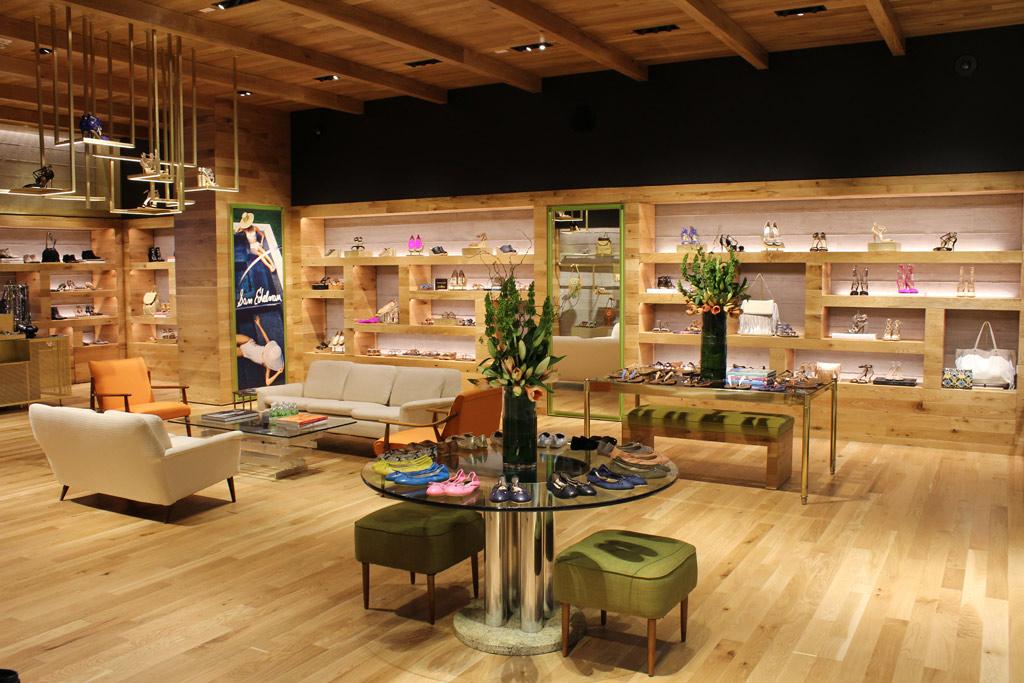 Sam Edelman Store Prudential Boston