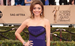 Sarah Hyland Named Newest Candie's Girl,