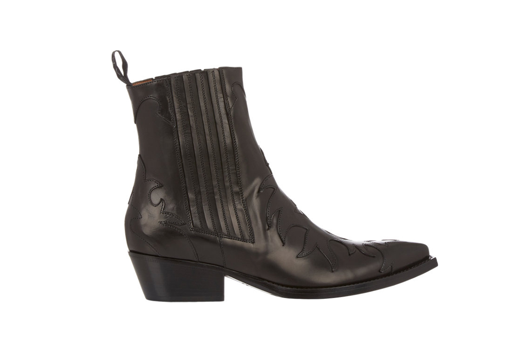 Sartore leather boot
