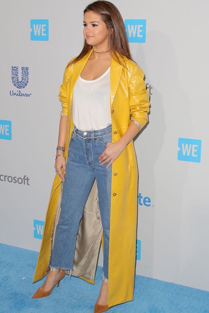 Selena Gomez Manolo Blahnik