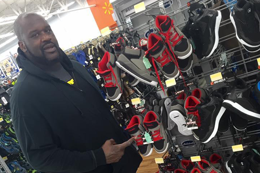 Shaq Sold 'Over 120 Million Pairs' of