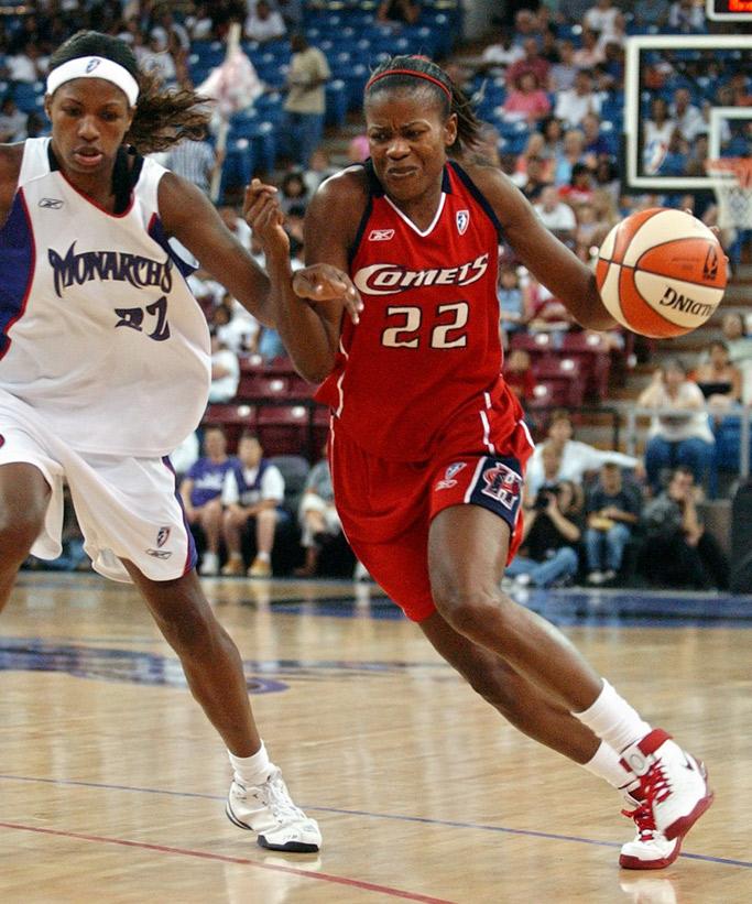 Sheryl Swoopes Basketball Hall of Fame