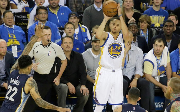 Stephen Curry Golden State Warriors Record