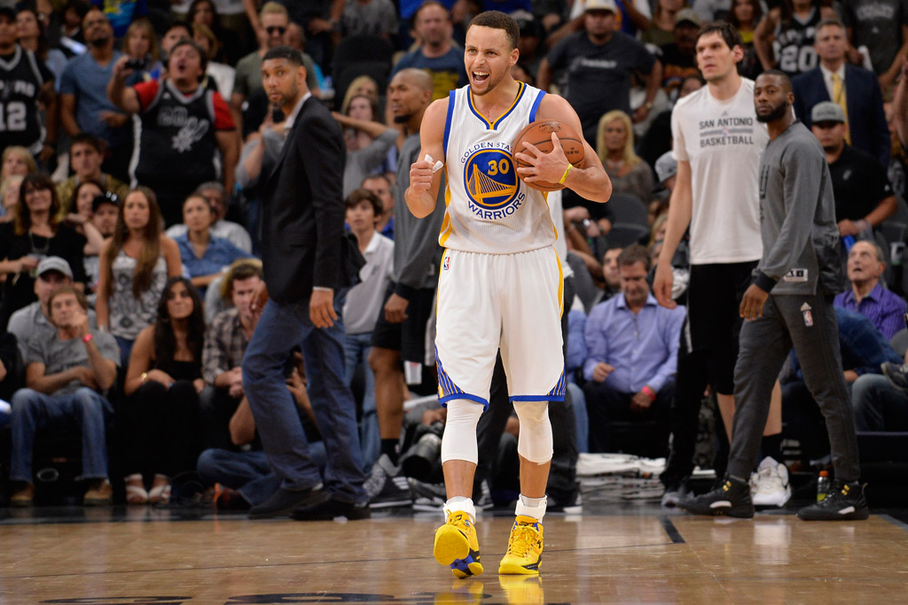 Stephen Curry Under Armour Curry Two