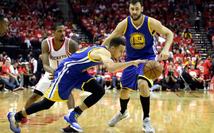 Stephen Curry 2016 NBA Playoffs Under Armour Curry 2.5