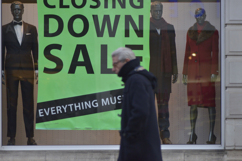 store closing bankruptcy