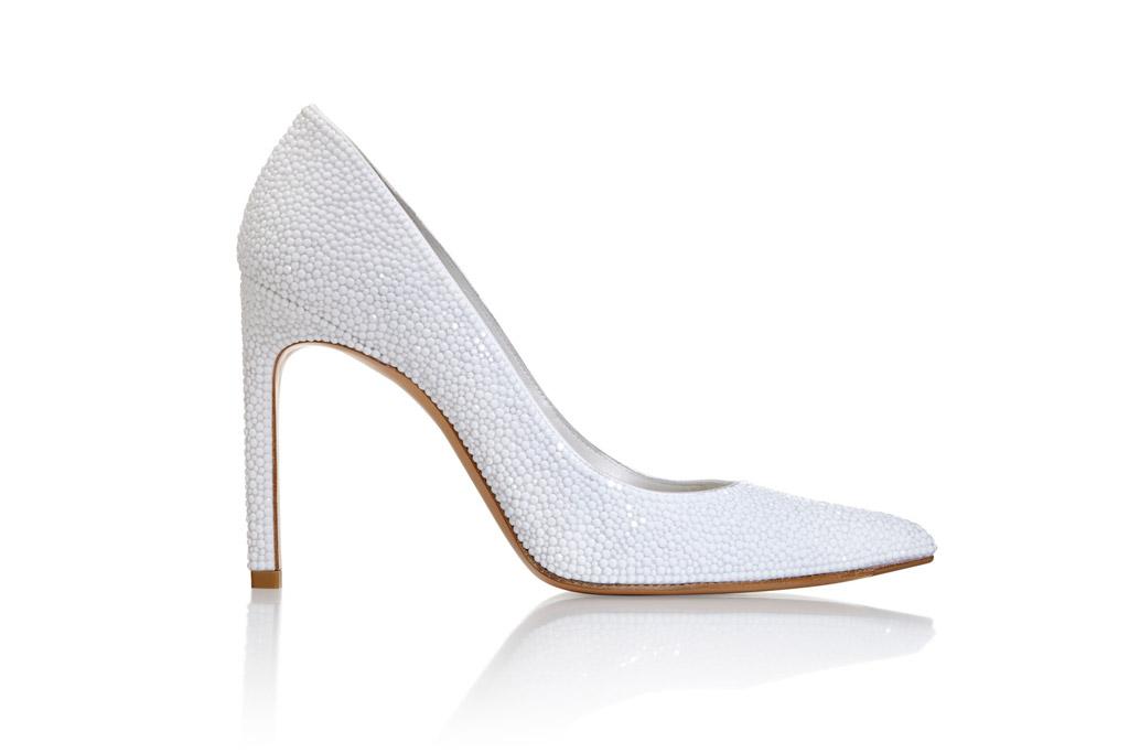 Stuart Weitzman Wedding Shoes