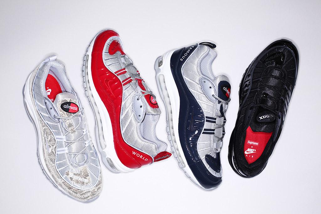 Supreme Nike Air Max 98