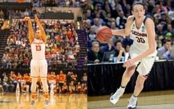 UConn Syracuse Women's NCAA Championship