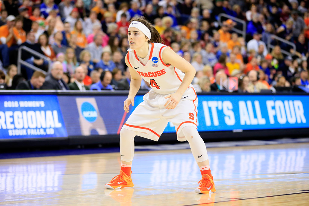 Syracuse Women's Basketball Nike