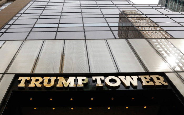 Trump Tower New York Niketown Flagship