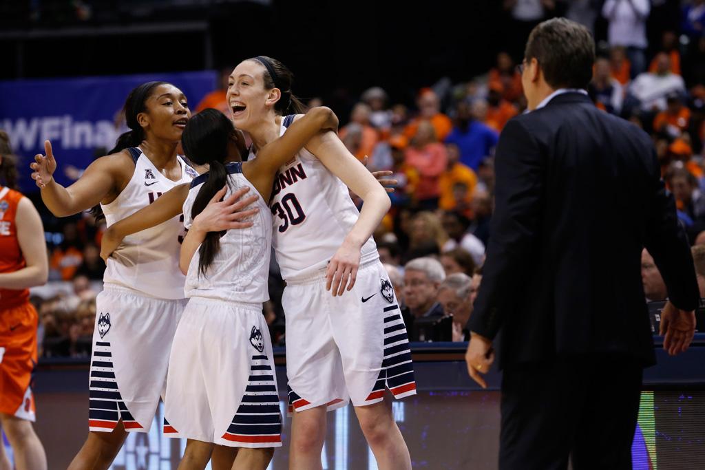 UConn Women's Basketball NCAA Championship