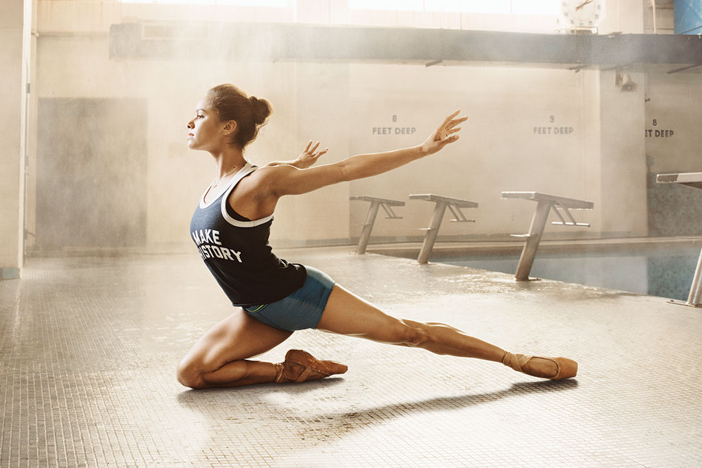Under Armour Campaigns Misty Copeland