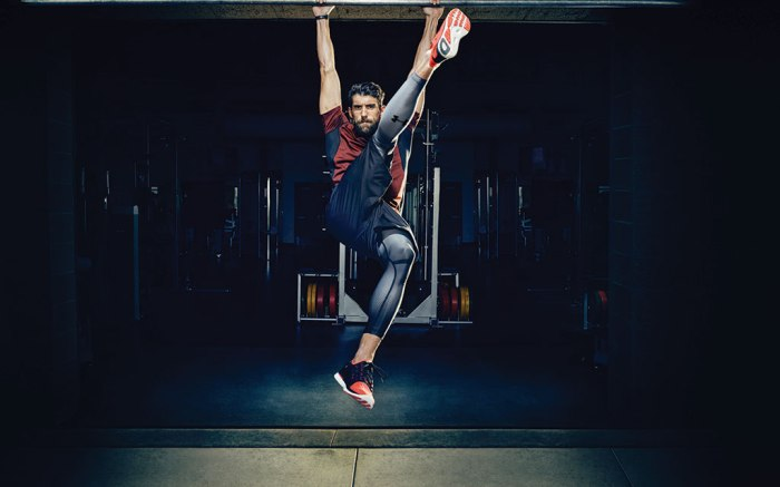 Under Armour Campaign Michael Phelps