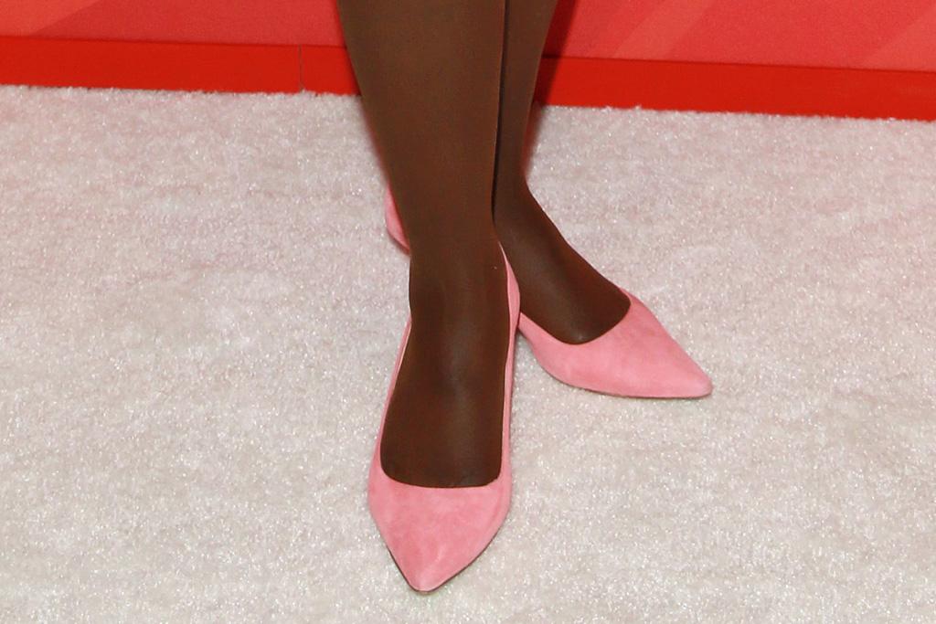 Lupita Nyong'o Variety Power of Women Red Carpet