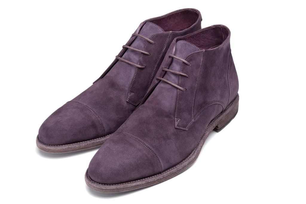 Vicente Capote prince shoe styles