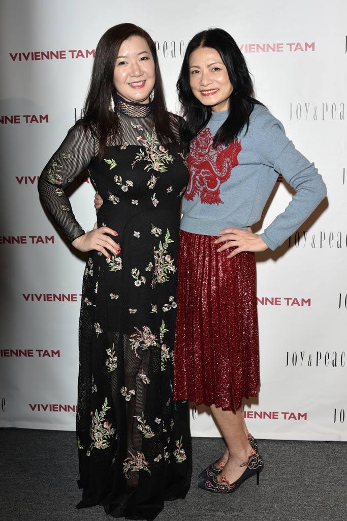 VIvienne Tam x Joy & Peace