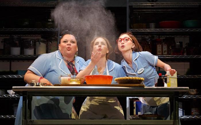 Waitress on Broadway Costumes
