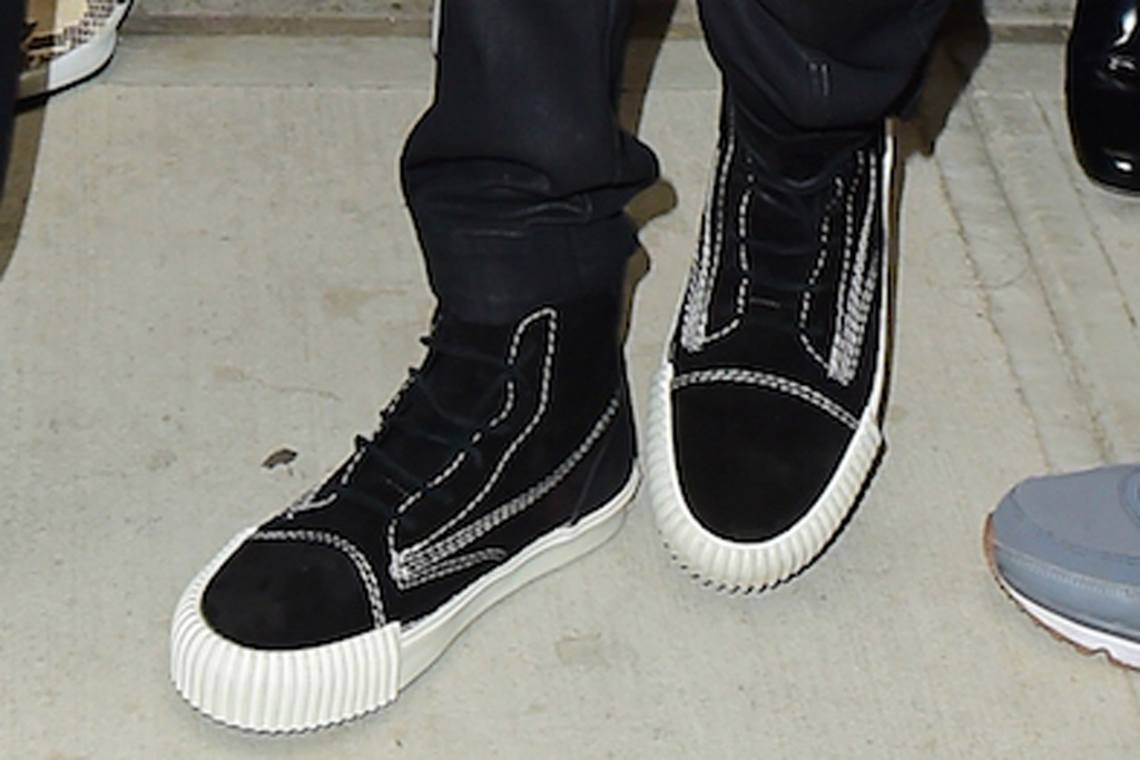 Zayn Malik Alexander Wang Shoes