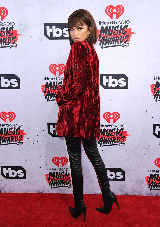 Zendaya iHeartRadio Awards 2016 Red Carpet